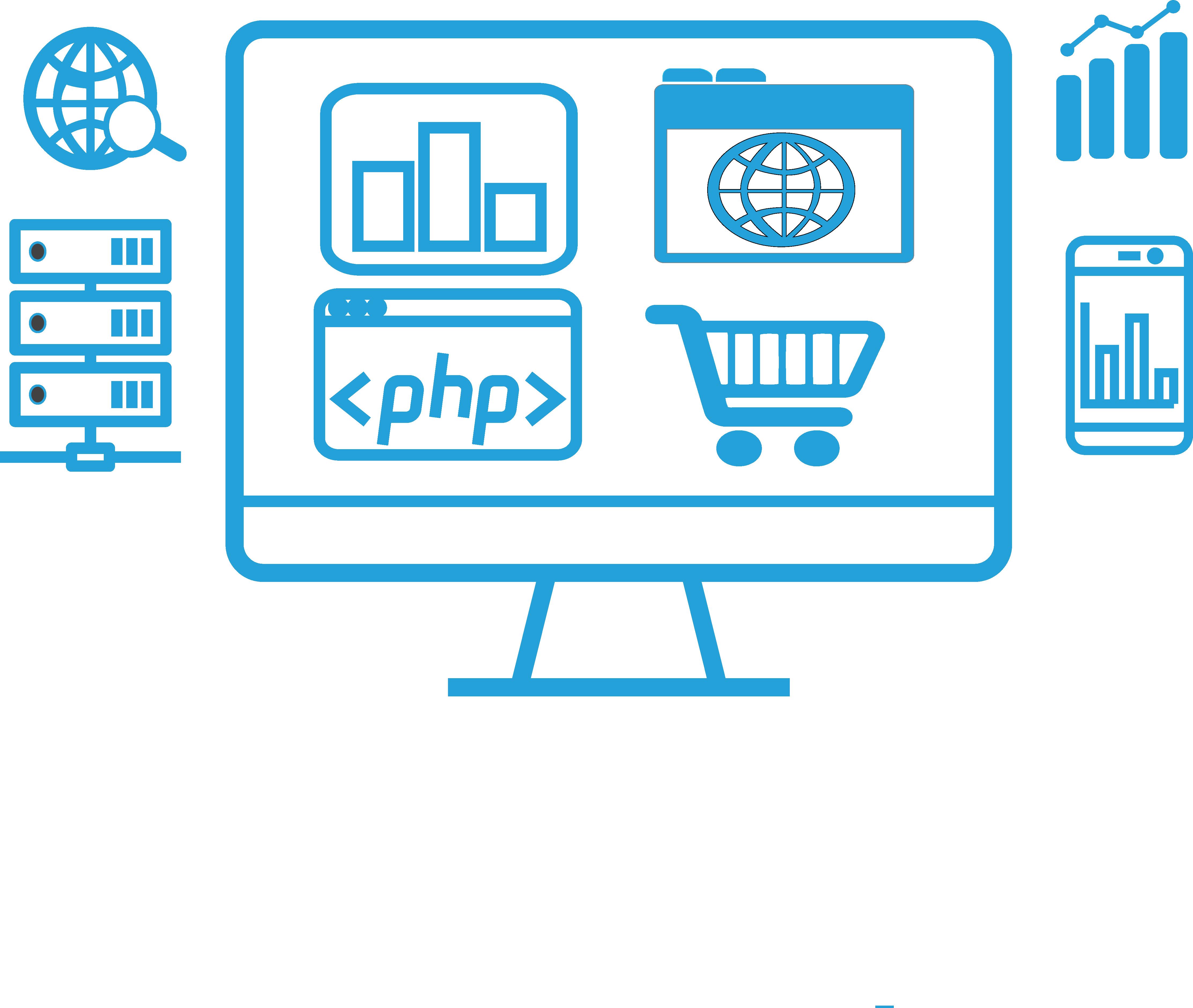 web Ecom logo